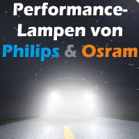 performancelampen